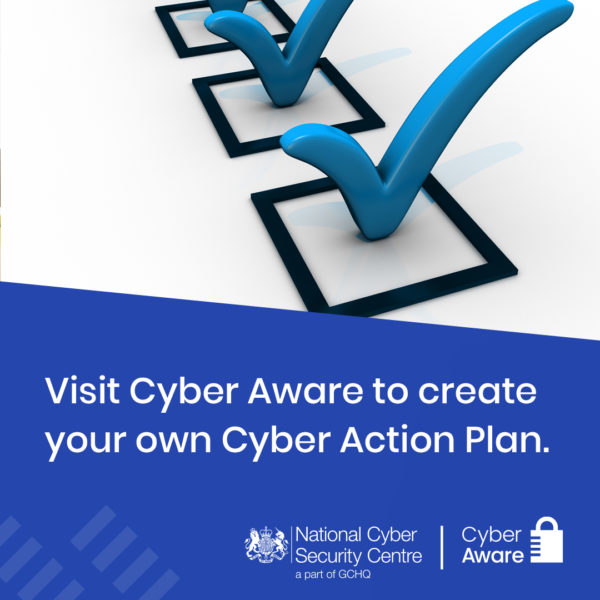 Cyberaware action plan