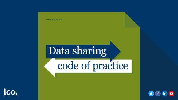 data code of practice